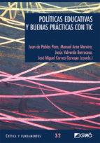 Políticas educativas y buenas prácticas con TIC (ebook)