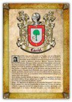 Apellido Carriel / Origen, Historia y Heráldica de los linajes y apellidos españoles e hispanoamericanos