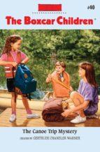 The Canoe Trip Mystery (ebook)