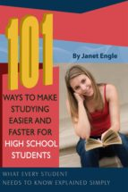 101 Ways to Make Studying Easier and Faster For High School Students (ebook)