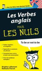 Verbes anglais - Guide de conversation Pour les Nuls (ebook)