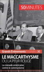 Le maccarthysme ou la peur Rouge (ebook)