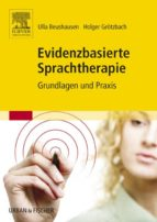 Evidenzbasierte Sprachtherapie (ebook)