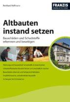 Altbauten instand setzen (ebook)