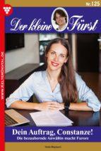 Der kleine Fürst 125 - Adelsroman (ebook)