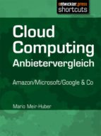 Cloud Computing Anbietervergleich (ebook)