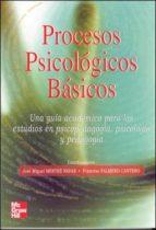 EBOOK-PROCESOS PSICOLOGICOS BASICOS (ebook)