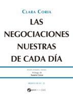 Las negociaciones nuestras de cada día (ebook)