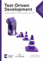 Test-Driven Development: Teste e Design no Mundo Real com PHP (ebook)