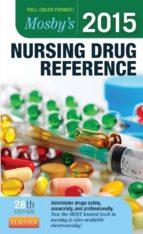 Mosby's 2015 Nursing Drug Reference (ebook)