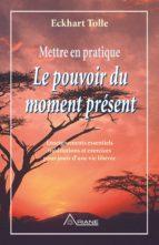 Mettre en pratique Le pouvoir du moment présent (ebook)