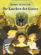 Akademie der Abenteuer, Band 1 - Die Knochen der Götter (ebook)