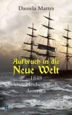 Aufbruch in die Neue Welt (ebook)