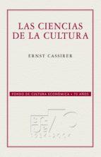 Las ciencias de la cultura (ebook)