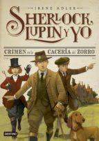 Crimen en la cacería del zorro (ebook)