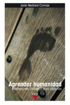 Aprender humanidad (eBook-ePub) (ebook)
