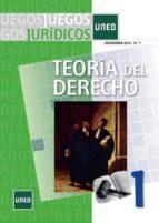 Juegos jurídicos. Teoría del derecho nº 1. Diciembre 2012 (ebook)