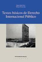TEXTOS BÁSICOS DE DERECHO INTERNACIONAL PÚBLICO