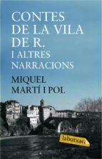 Contes de la vila de R. i altres narracions (ebook)