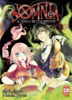 Somnia. Il gioco del serpente 1 (Manga) (ebook)