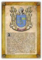 Apellido Argelagos / Origen, Historia y Heráldica de los linajes y apellidos españoles e hispanoamericanos