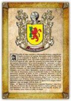 Apellido Manzanares / Origen, Historia y Heráldica de los linajes y apellidos españoles e hispanoamericanos