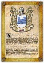 Apellido Rufí / Origen, Historia y Heráldica de los linajes y apellidos españoles e hispanoamericanos