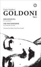 Goldoni Plays Volume I (ebook)