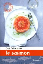 Que faire avec... le saumon (ebook)
