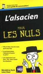 L'Alsacien - Guide de conversation Pour les Nuls (ebook)