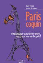 Petit livre de - Paris coquin (ebook)