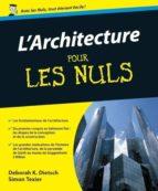 L'Architecture Pour les Nuls (ebook)