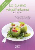 Petit livre de - Cuisine végétarienne (ebook)