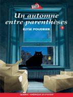 Anouk et Gilligan 02 - Un automne entre parenthèses (ebook)