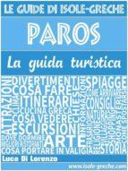 Paros - La guida turistica (ebook)