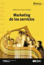 Marketing de los servicios (ebook)