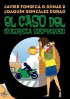 Clara Secret: IV. El caso del motorista sospechoso. (ebook)