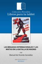 Las Brigadas Internacionales y las Brigadas Mixtas en la Batalla de Madrid (ebook)