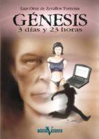 Génesis, 3días y 23 horas (ebook)