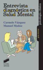 Entrevista diagnóstica en salud mental (ebook)