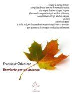 Breviario per un'assenza (ebook)