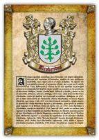 Apellido Alcobendas / Origen, Historia y Heráldica de los linajes y apellidos españoles e hispanoamericanos
