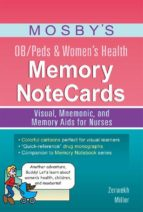 Mosby's OB/Peds & Women's Health Memory NoteCards (ebook)