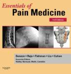 Essentials of Pain Medicine (ebook)