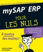 MySAP ERP Pour les Nuls (ebook)