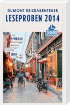DuMont Reiseabenteuer Leseprobe 2014 (ebook)