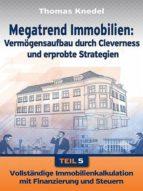 Megatrend Immobilien - Teil 5 (ebook)