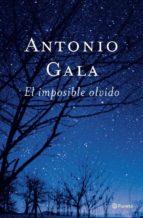 El imposible olvido (ebook)