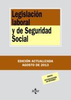 Legislación laboral y de Seguridad Social (ebook)