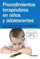 Procedimientos terapéuticos en niños y adolescentes (ebook)